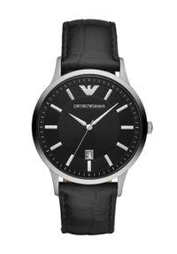 Emporio Armani - Zegarek AR11186. Kolor: czarny