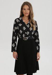 Czarna sukienka Born2be #6