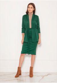 Zielona spódnica Lanti