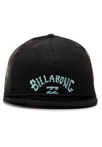 Billabong - Czapka z daszkiem BILLABONG - Alliance Trucker S5CT05BIP0 Black 19. Kolor: czarny. Materiał: poliester, materiał, bawełna