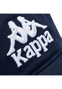 Kappa - Czapka z daszkiem KAPPA - Vendo 707391 Dress Blues 4024. Kolor: niebieski. Materiał: materiał, bawełna #3