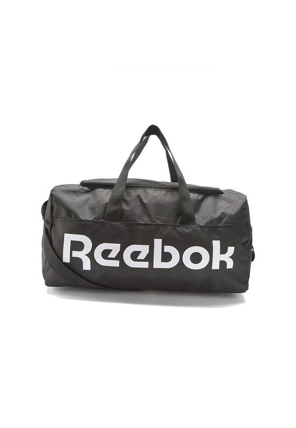 Reebok - REEBOK ACTIVE CORE GRIP MEDIUM > FQ5295. Materiał: materiał, poliester. Wzór: aplikacja