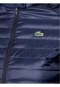 Niebieska kurtka przejściowa Lacoste