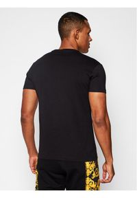 Czarny t-shirt Versace Jeans Couture