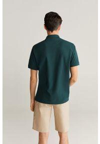 Koszulka polo Mango Man polo, na co dzień, krótka