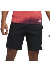 Czarne spodenki sportowe Adidas ClimaLite (Adidas)