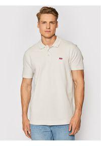 Levi's® Polo Housemark 35959-0014 Szary Standard Fit. Typ kołnierza: polo. Kolor: szary