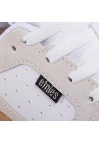 Beżowe buty sportowe Etnies na co dzień, z cholewką
