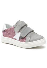 Bartek Sneakersy 15327001 Szary. Kolor: szary