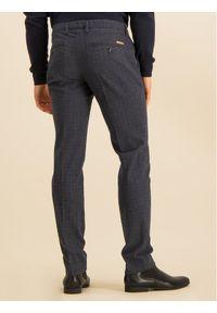 Baldessarini Spodnie materiałowe Jorck 16836/000/2298 Granatowy Regular Fit. Kolor: niebieski. Materiał: materiał #5