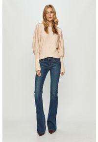 Sweter Silvian Heach długi, z długim rękawem, klasyczny