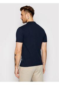 Niebieska koszulka polo Napapijri polo