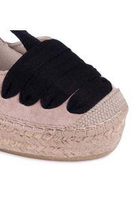 Beżowe sandały Vidorreta #7