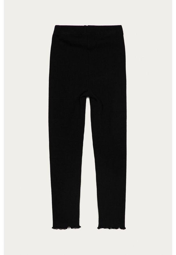 Czarne legginsy GAP
