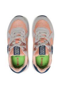 Big-Star - BIG STAR Sneakersy HH374180 Pomarańczowy. Kolor: pomarańczowy