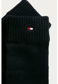Niebieskie rękawiczki TOMMY HILFIGER