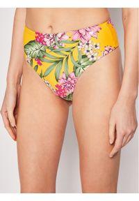 Żółte dół bikini Guess