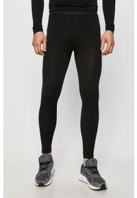 Czarne legginsy sportowe Diadora