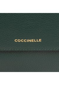 Zielona torebka Coccinelle elegancka