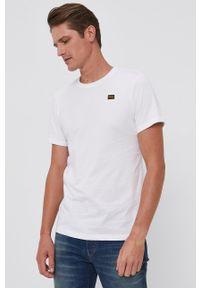 G-Star RAW - G-Star Raw - T-shirt bawełniany (2-pack). Okazja: na co dzień. Materiał: bawełna. Wzór: gładki, aplikacja. Styl: casual