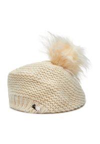 Biała czapka zimowa Wittchen