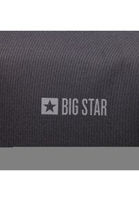 Big-Star - Plecak BIG STAR - HH574033 Black. Kolor: czarny. Materiał: materiał