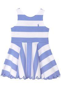 Sukienka Polo Ralph Lauren polo, prosta, casualowa, na co dzień