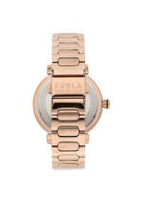 Złoty zegarek Furla