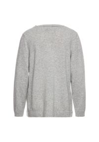Szary sweter Persona by Marina Rinaldi