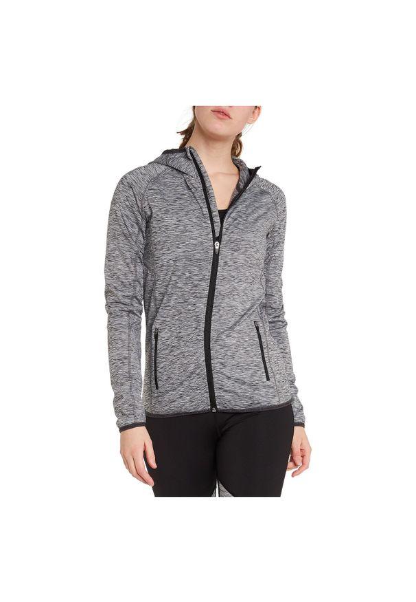 Bluza damska treningowa Energetics Funda 5 282858. Materiał: dzianina, materiał, elastan, włókno, poliester. Wzór: gładki. Sport: fitness