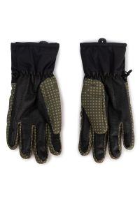 Zielona rękawiczka sportowa DC narciarska