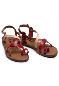 Refresh - Sandały REFRESH - 72655 Rojo. Okazja: na co dzień. Kolor: czerwony. Materiał: skóra ekologiczna, skóra. Sezon: lato. Styl: casual #8