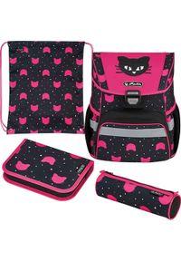 Herlitz Herlitz Loop Plus Black Cat, school bag