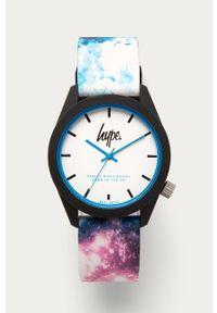 Wielokolorowy zegarek Hype