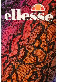 Wielokolorowy strój kąpielowy Ellesse z nadrukiem, z odpinanymi ramiączkami