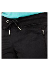 Spodnie damskie dresowe Energetics Lous II 294567. Materiał: dresówka. Wzór: gładki. Sport: fitness