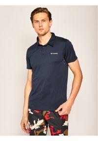 Niebieska koszulka polo columbia polo