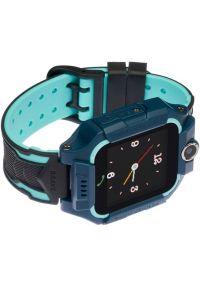 Zielony zegarek GARETT smartwatch