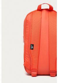 Reebok - Plecak. Kolor: pomarańczowy. Wzór: nadruk