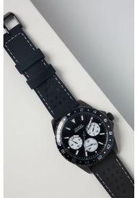 Czarny zegarek Guess Jeans