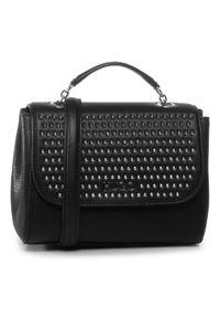 Czarna torebka klasyczna Hugo klasyczna