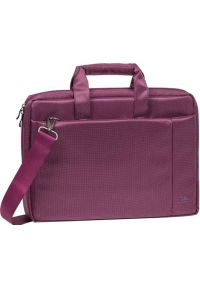 Fioletowa torba na laptopa RIVACASE casualowa