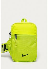 Nike Sportswear - Saszetka. Kolor: zielony