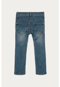 Niebieskie jeansy Name it na co dzień, casualowe
