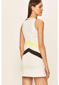 Biała sukienka Ellesse casualowa, na co dzień #5