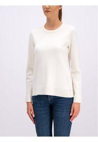 Biały sweter klasyczny Silvian Heach