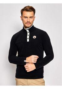 Maloja Bluza GrialetschM. 30254-1-0817 Czarny Regular Fit. Kolor: czarny