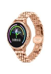 Wotchi Smartwatch W9RG - Rose Gold. Rodzaj zegarka: smartwatch