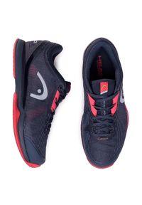 Niebieskie buty sportowe Head do biegania #7
