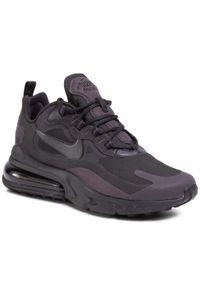Czarne półbuty Nike z cholewką, na co dzień, klasyczne